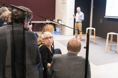 Workshop de la empresa Havas Media en sus instalaciones en Madrid