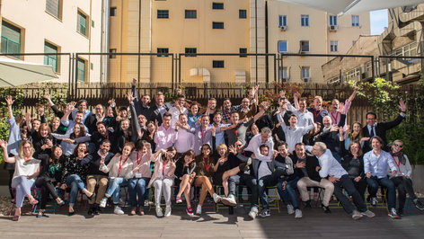 Workshop para los Ceo de la empresa Havas Media. Fueron 3 jornadas con charlas, actividades de grupo...