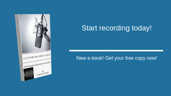 homestudioproject.com,new e-book,start recording today