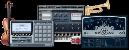 MIDI RECORDING -VST INSTRUMENTS: MIDI  ή INSTRUMENT TRACK?
