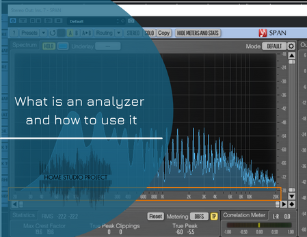 What is the analyzer and how do we use it?
