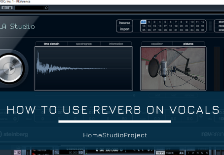 How to use reverb on vocals