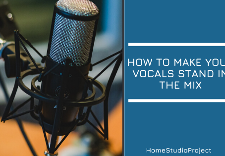 How to make your vocals stand in the mix