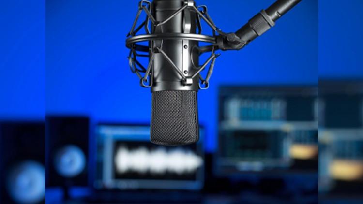 μικρόφωνα,ηχογραφήσεις