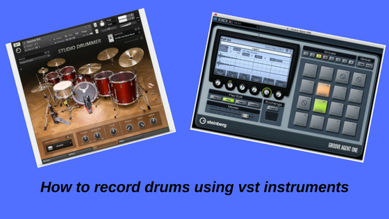 recording drums,homestudioproject,vst instruments