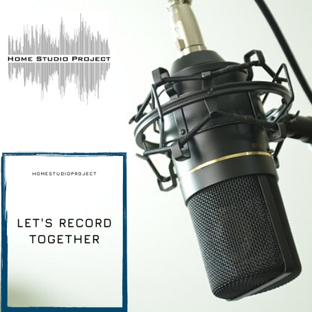 "Project ""Let's record together"""