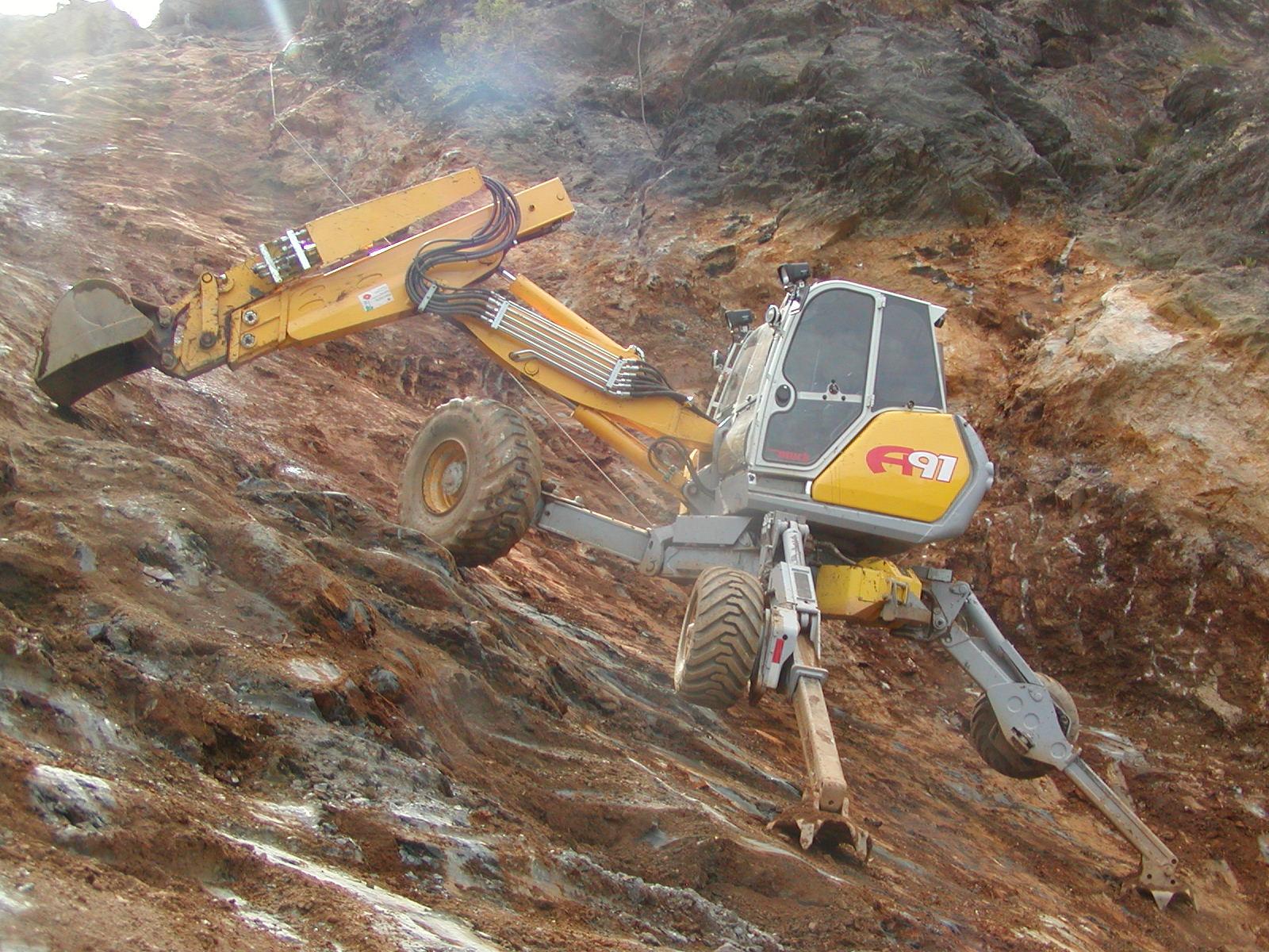 AMC Blue Ledge Mine-2