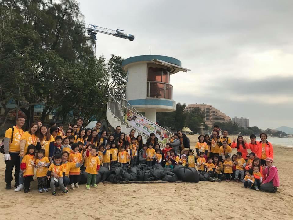 香港國際海岸清潔運動