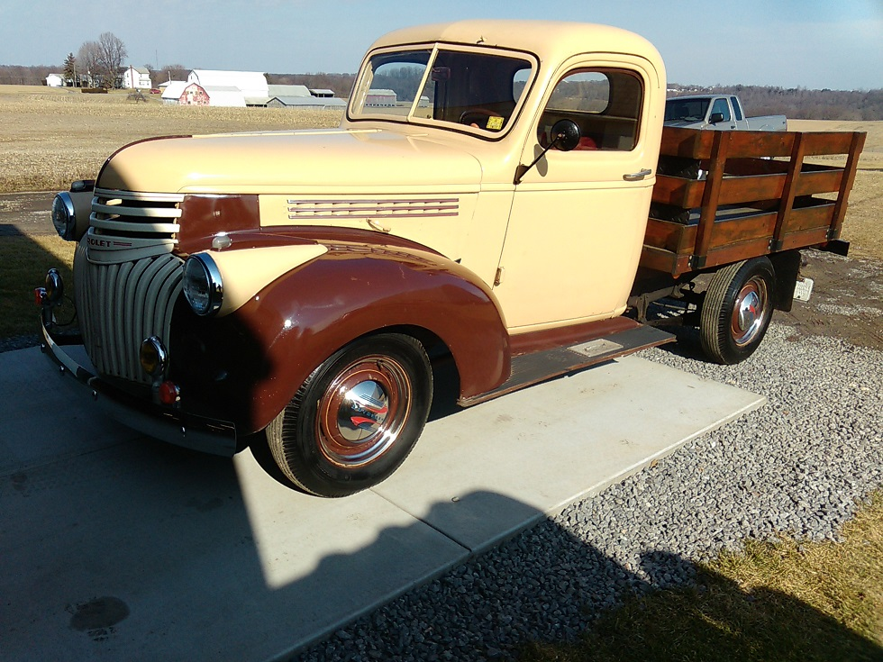 1946ChevyTruck