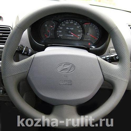 Hyundai Accent (LC) MT3, AT5 (серый цвет)