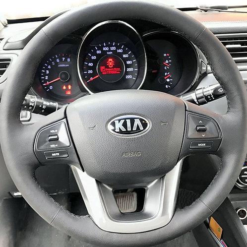 Kia Rio III (UB) 2011-2015 для замены штатной кожи