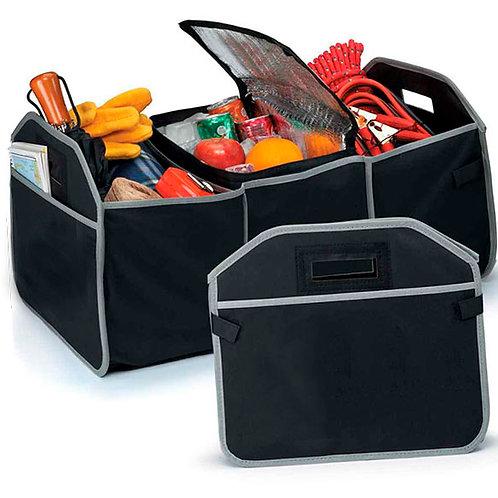 """Органайзер для багажника """"Trunk Organizer&cooler 2в1"""""""