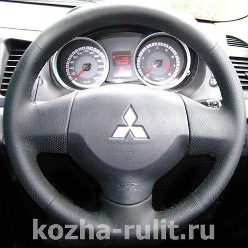Mitsubishi Lancer X (СY0) (2007-н.в.) для пластикового руля