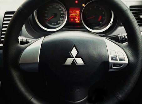 """Новая оплётка от """"Кожа-Рулит!"""" для автомобилей Mitsubishi!"""