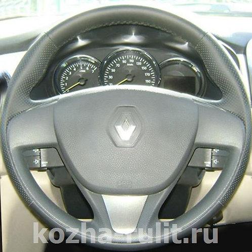 Renault Logan II  (2012-2018) для пластиковых рулей