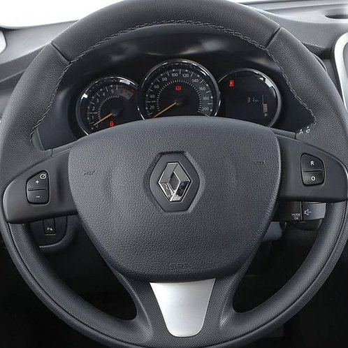 Nissan Terrano III (2017-н.в.) для замены штатной кожи