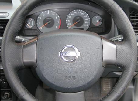 """Новая оплётка от """"Кожа-Рулит!"""" для автомобилей Nissan Almera Classic I"""