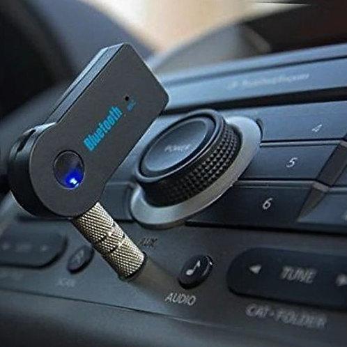 Автомобильный Bluetooth/AUX адаптер (музыкальный приёмник)