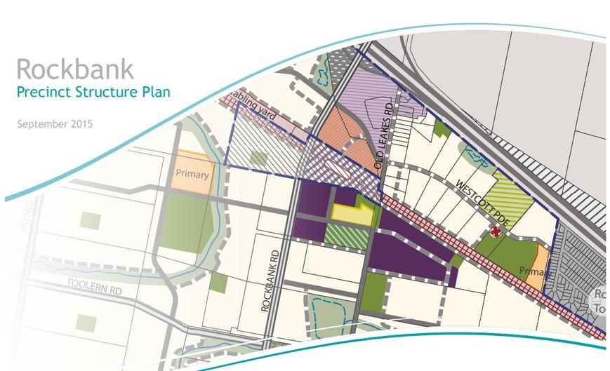 Rockbank Precinct Structure Plan