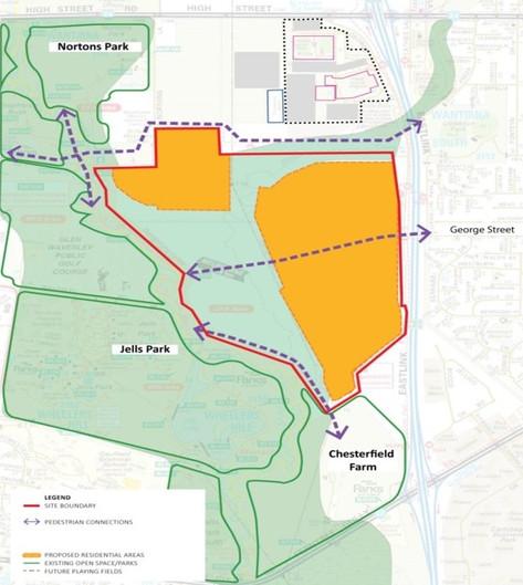 Planning Scheme Amendment, Wantirna South