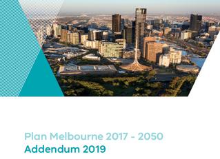 Plan Melbourne update released - jobs, infrastructure, jobs, repeat
