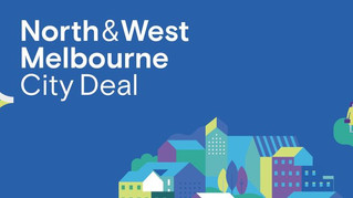 New Initiative - North and West Melbourne City Plan