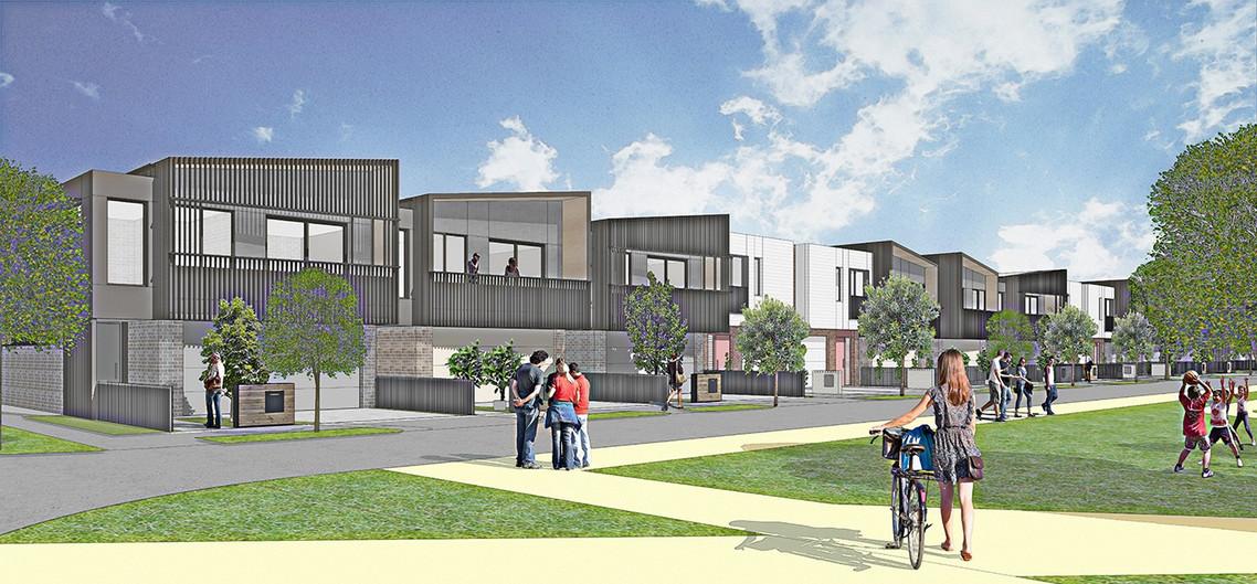 Residential Development, Altona North