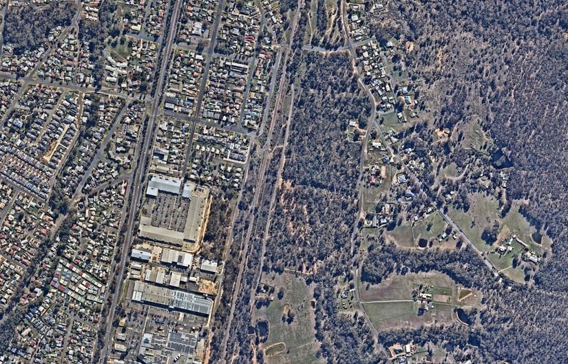 Lot Subdivision, Vegetation Removal & Easement Relocation,  Kangaroo Flat