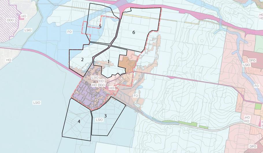 Longwarry Structure Plan, Baw Baw Shire