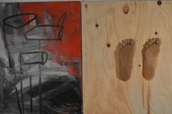 Tree and Feet, 2015 -16