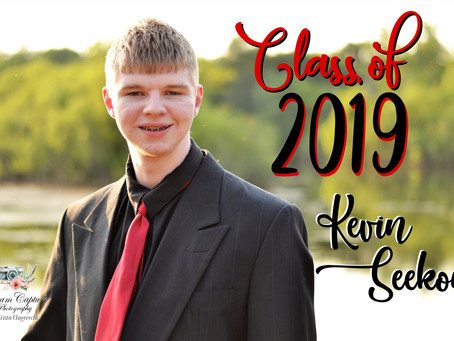 Kevin's High School Senior Portraits