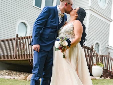 Swanberg Wedding