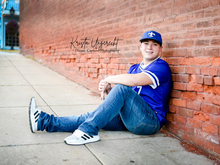 Dane's Senior Portraits