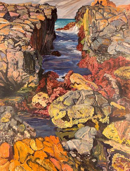 Patch Work Rocks