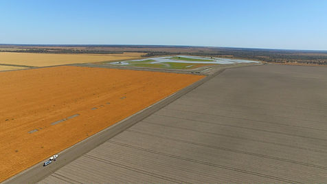 Agricultural drone services