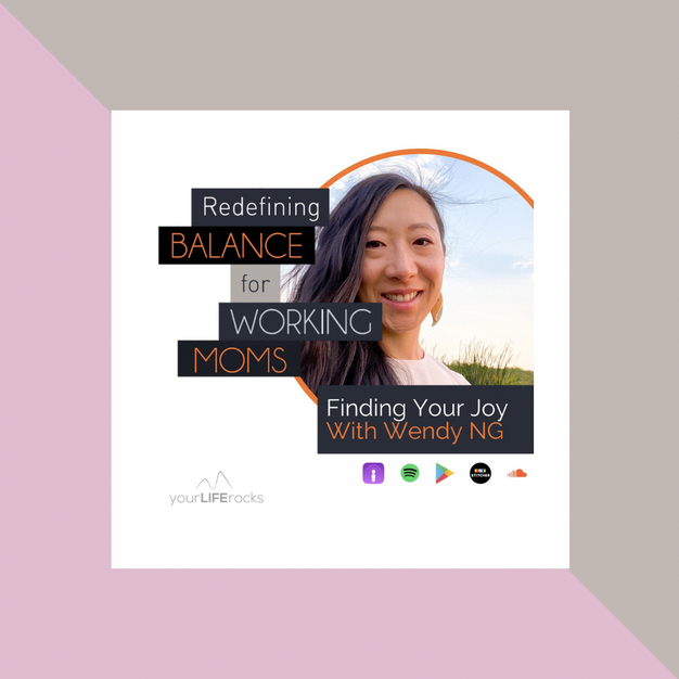 Finding Your Joy with Wendy Ng