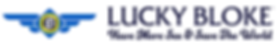 Lucky Bloke Condom Store Logo