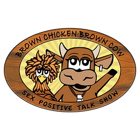 Brown Chicken and Brown cow logo