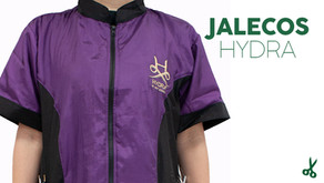 Lançamento Jaleco Hydra