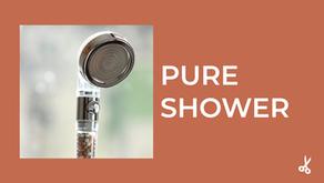 Você sabe o que é Pure Shower?