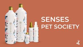 Conheça a Linha Pet Spa Senses Care  da Hydra