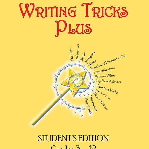 Writing Tricks Plus: Student Edition