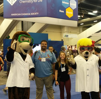 253rd American Chemical Society NATIONAL MEETING & EXPOSITION Advanced Materials, Technologies,