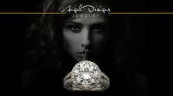Angel Designs Jewelry Poster=