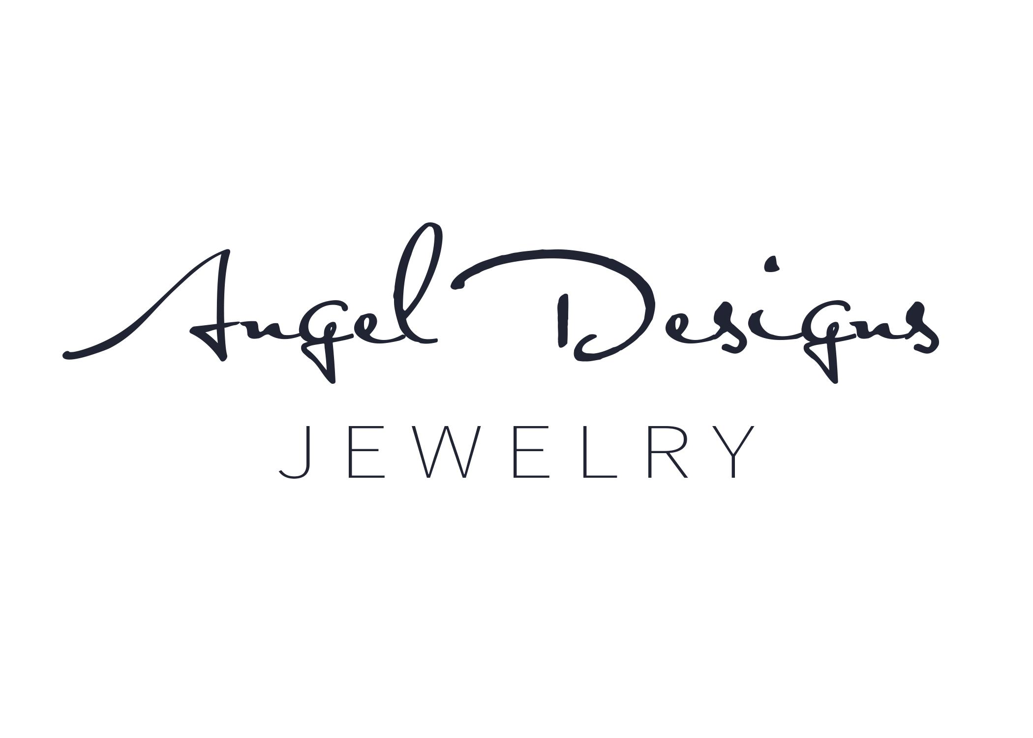 Angel Designs Black Logo