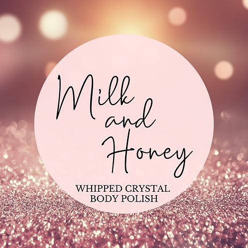 Milk & Honey Whipped Body Polish