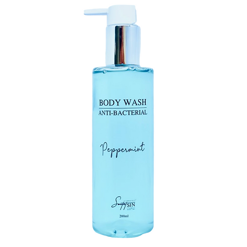 Peppermint Anti-Bacterial Body Wash