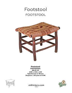 Footstool - FOOTSTOOL