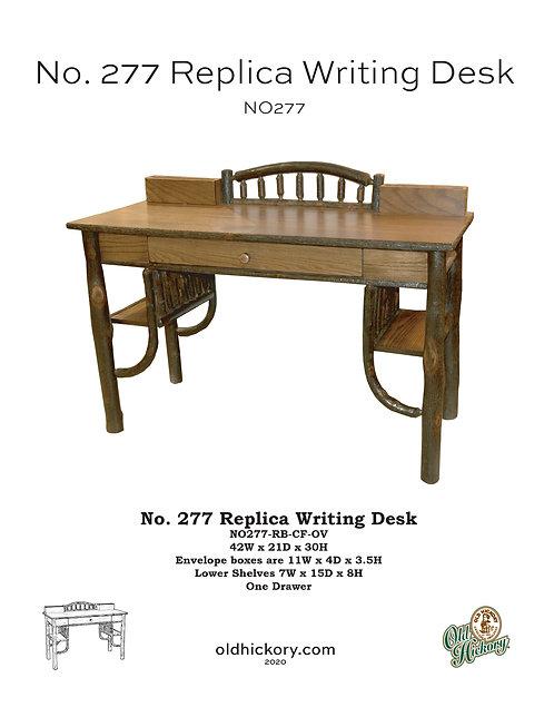 No. 277 Replica Writing Desk - NO277