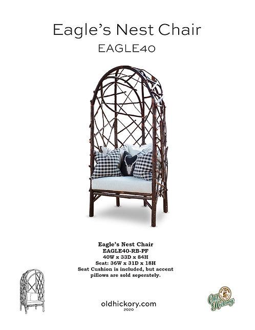 Eagle's Nest Chair - EAGLE40